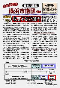 こんにちは横浜市議団です 11.25