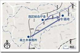 スライド1(南区地図広域)